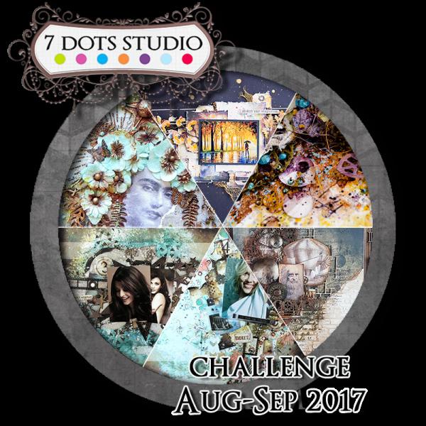 7DotsStudio August Challenge
