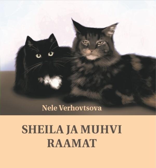 Sheila ja Muhvi raamat - kaas